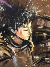 Pasquini Boy (detail)