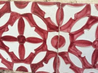 tile in Gela Sicily