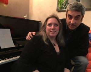 Laurie Early & Nicola Borrelli