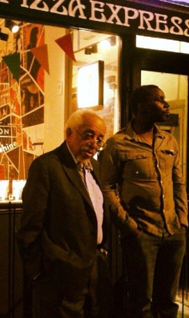 Barry Harris in London at Pizza Express
